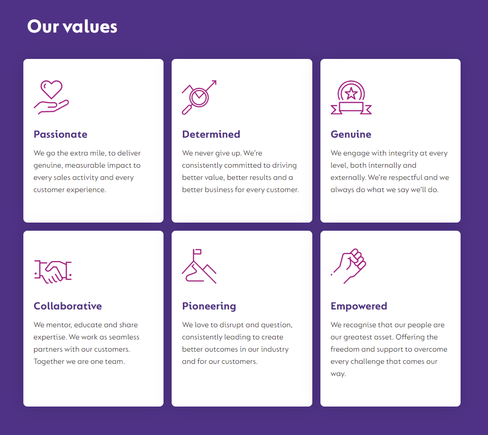 durhamlane_Our Values